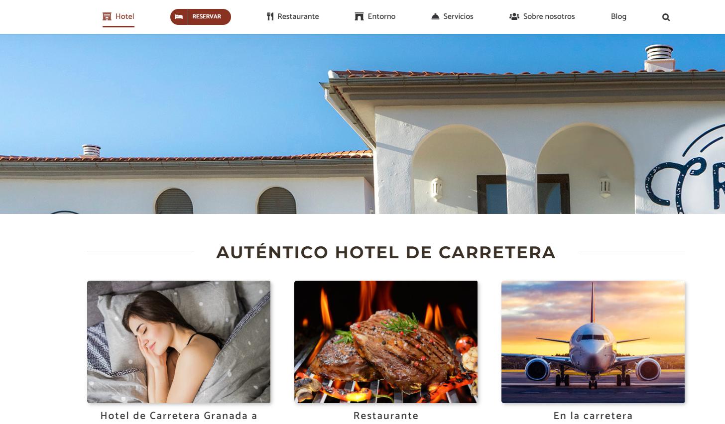 Hotel de Carretera:Un caso de éxito