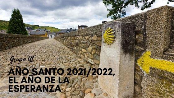Año Santo 2021 y 2022 : el año de la esperanza.