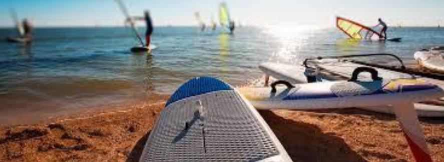 Windsurf en la Playa de Sotavento